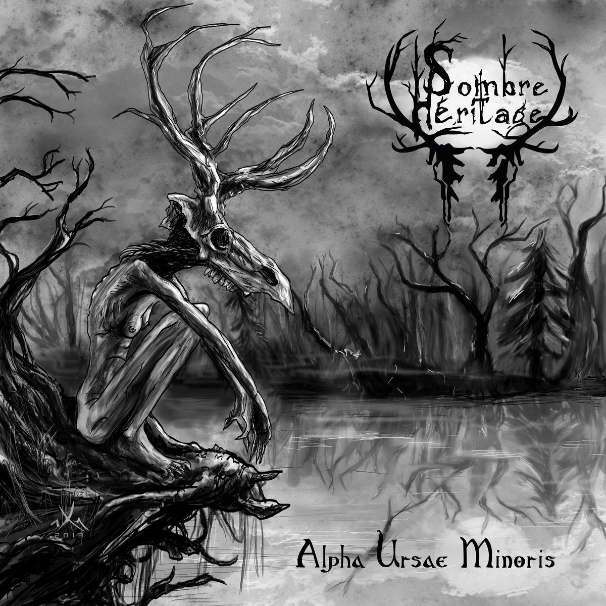 SOMBRE HÉRITAGE : les détails du premier album Alpha Ursae Minoris ; chanson «Sombre Héritage» dévoilée