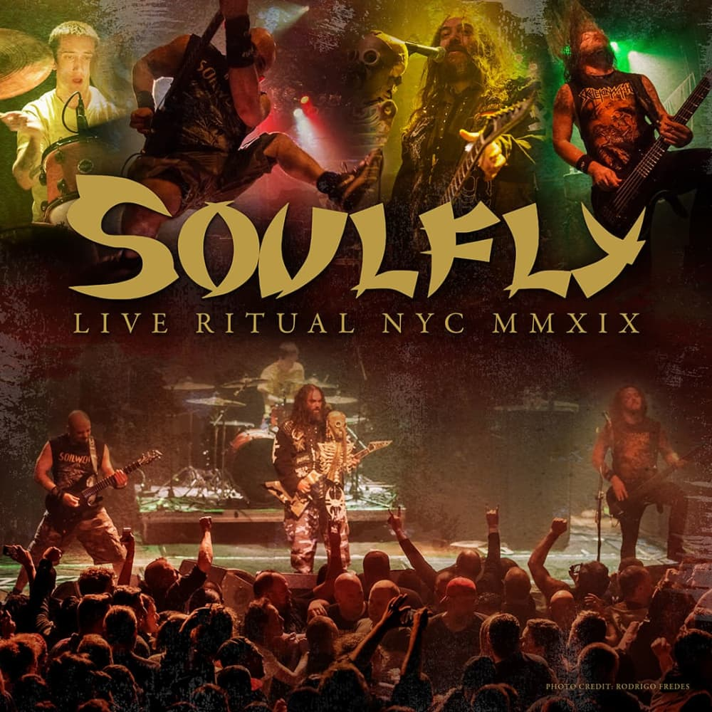 soulfly The Summoning live
