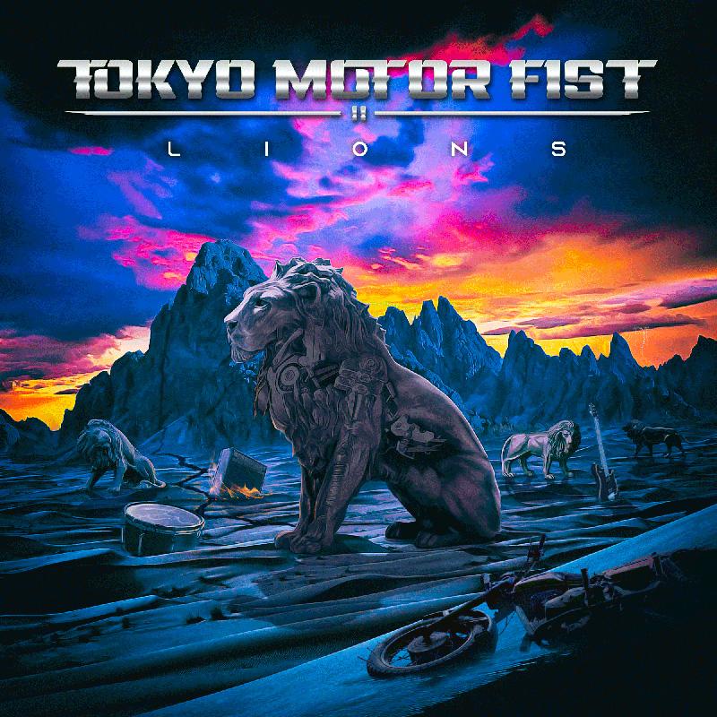 tokyo motor fist lions