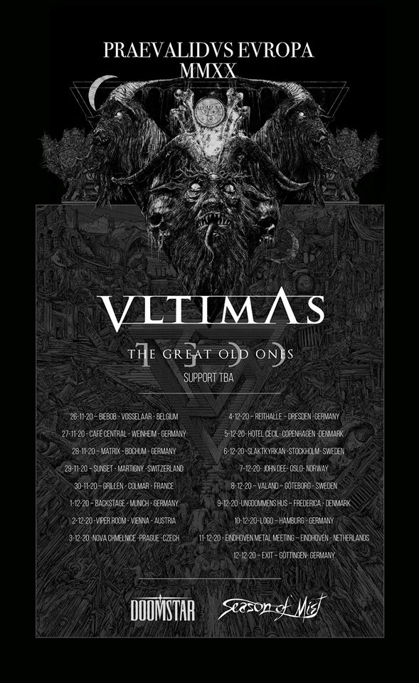 vltimas the great old ones