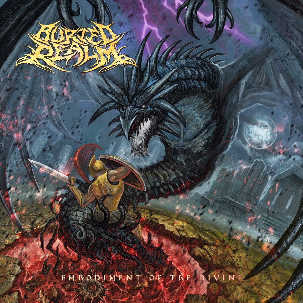 Embodiment of the Divine Buried Realm cover art