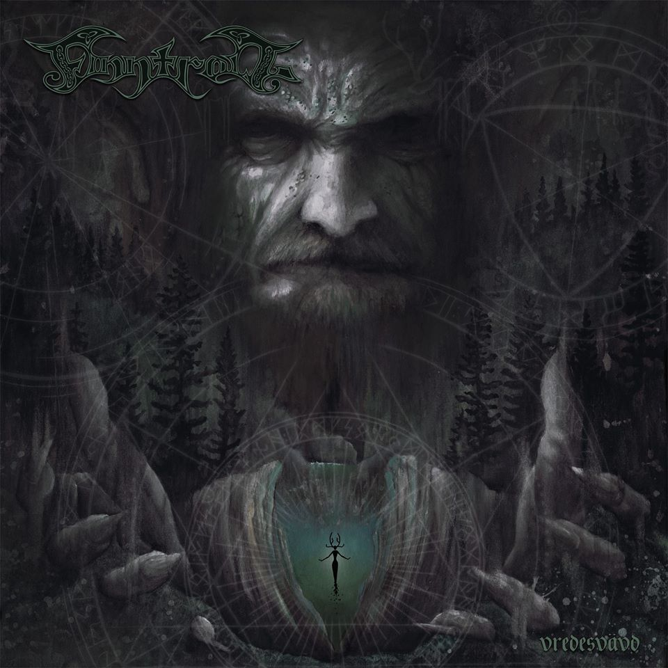 Finntroll Vredesvävd Cover Art Artwork