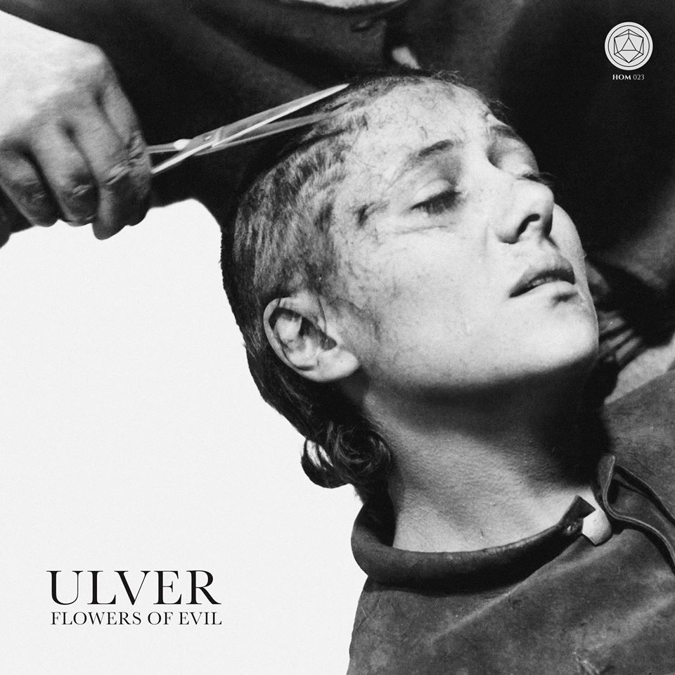 Ulver Flowers of Evil Cover Art