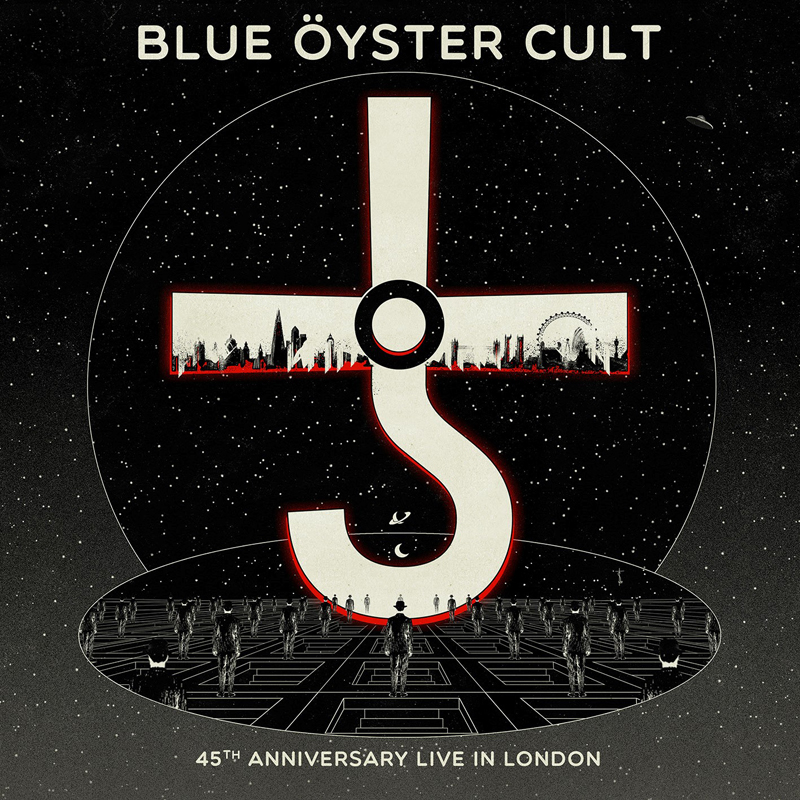 blue oyster cult 45th Anniversary - Live In London