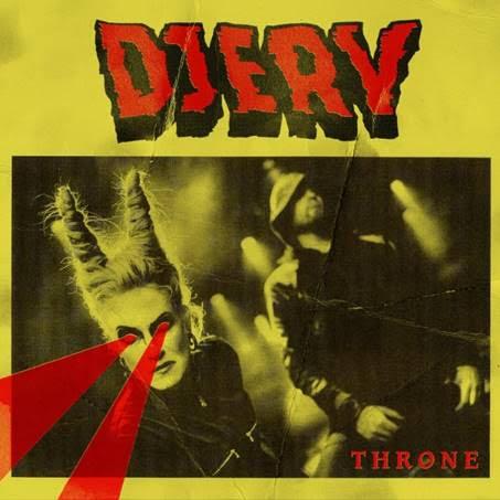 DJERV dévoile le clip vidéo de la chanson «Throne»