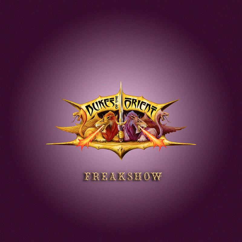 DUKES OF THE ORIENT : les détails du nouvel album Freakshow ; clip vidéo de la chanson «The Monitors» dévoilé