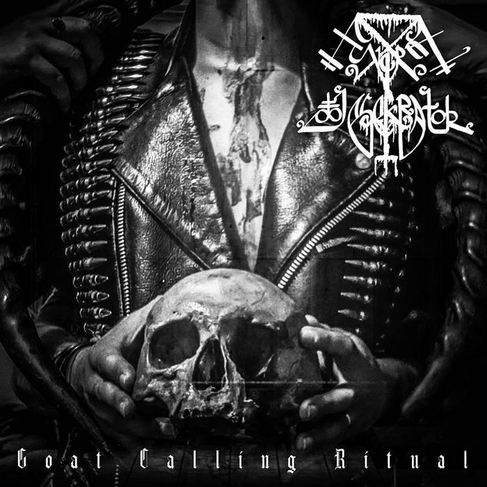 funeral desekrator Goat Calling Ritual artwork