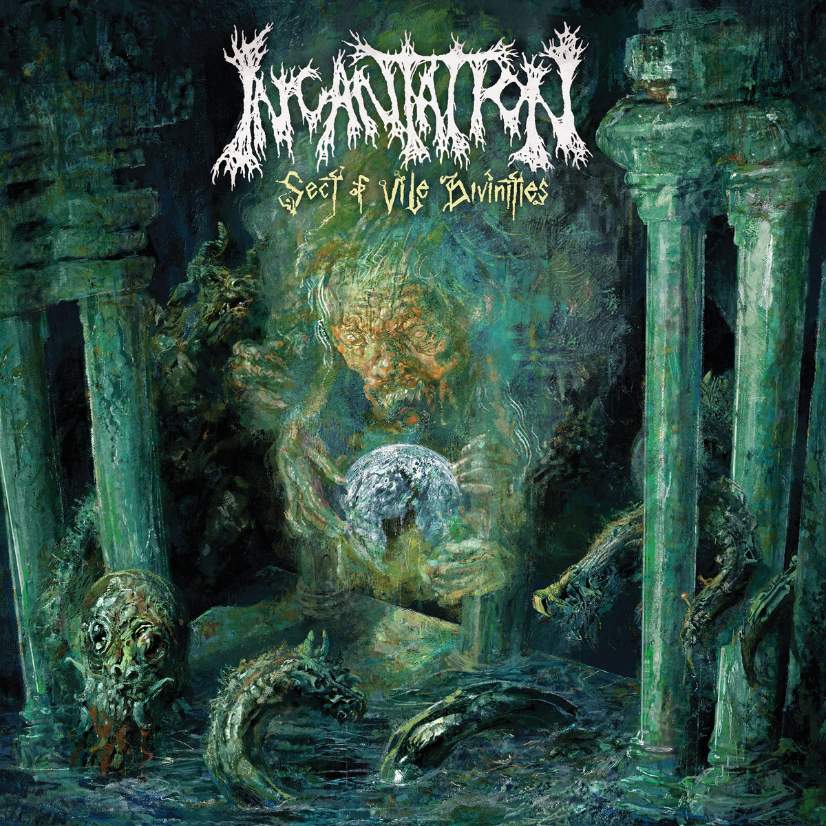 incantation Sect of Vile Divinities