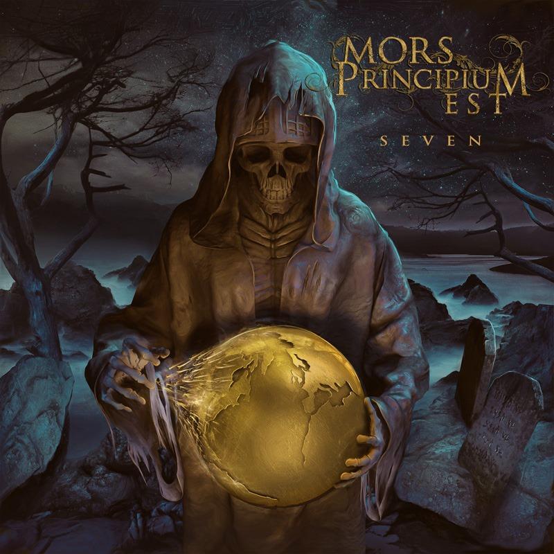 MORS PRINCIPIUM EST Seven Cover Art Artwork