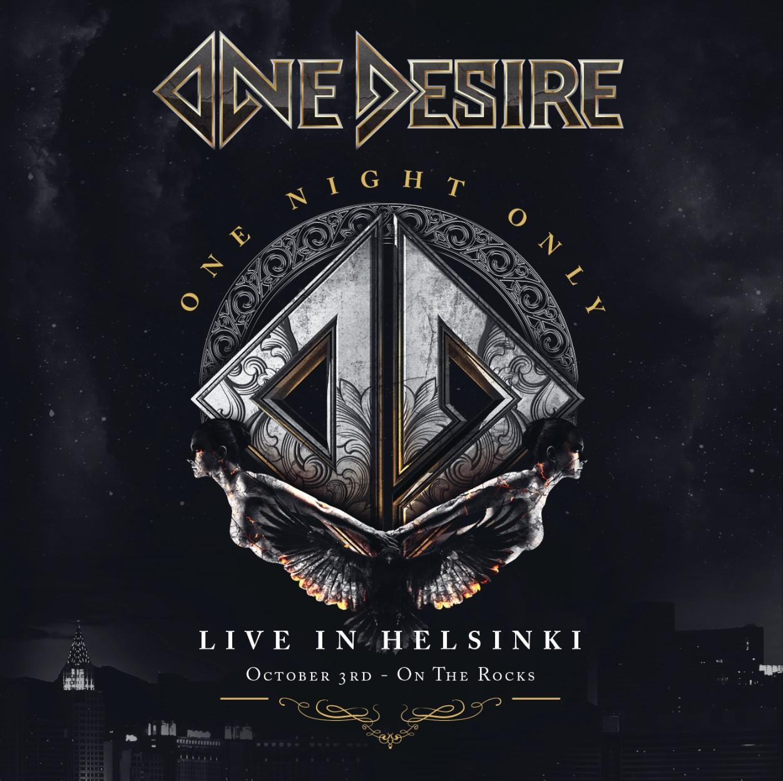 One Desire live in helsinki
