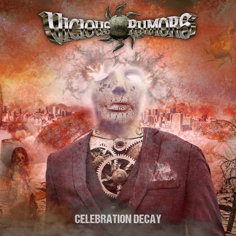 vicious rumors celebration decay cover artwork
