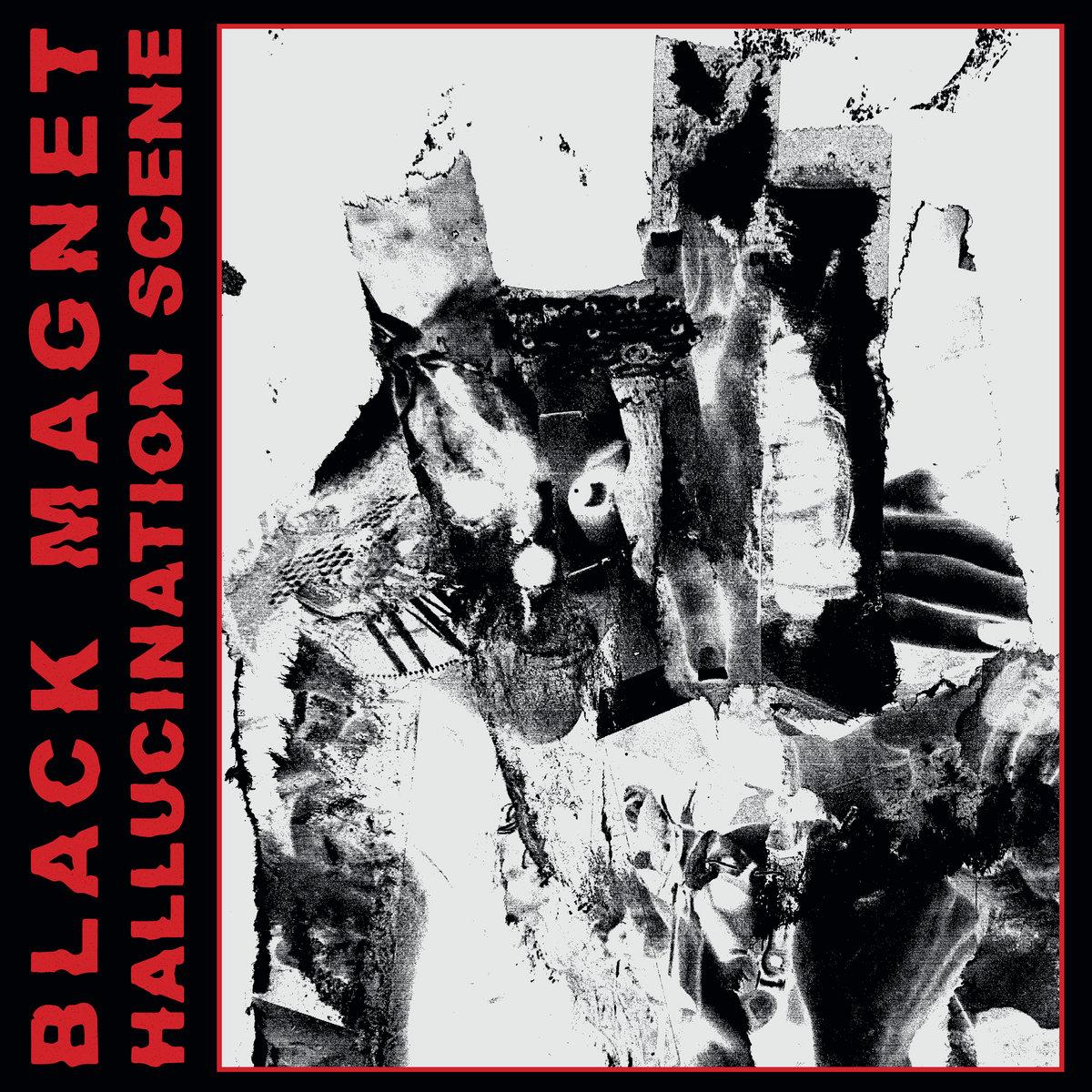 black magnet hallucination scene