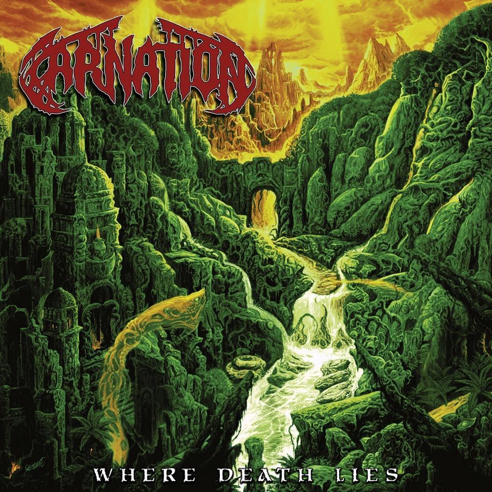 carnation Where Death Lies