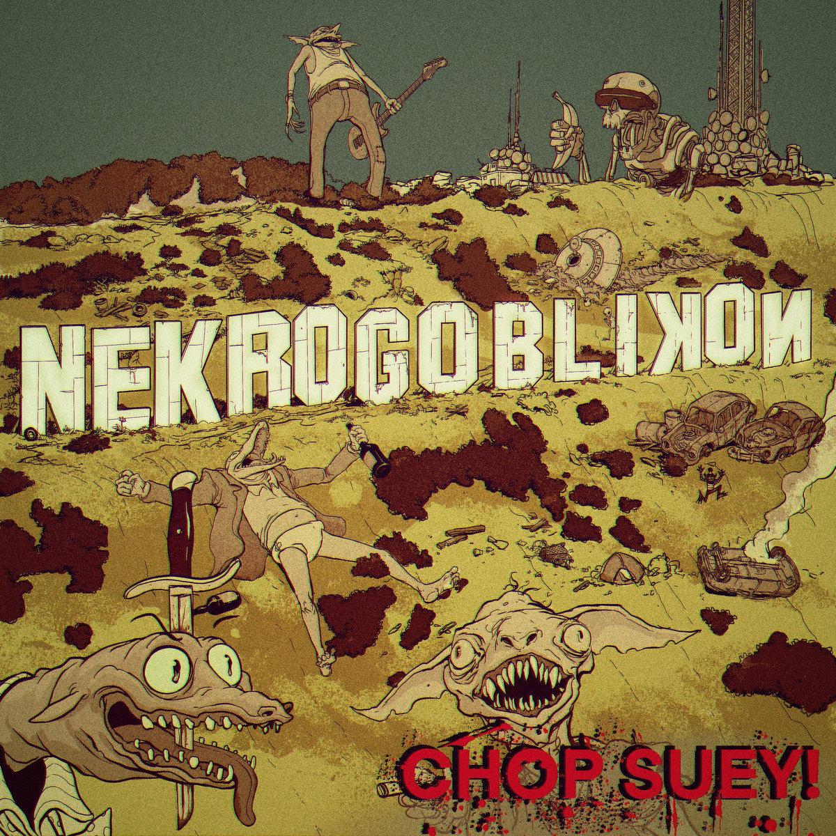 NEKROGOBLIKON dévoile la reprise de la chanson «Chop Suey!» (SYSTEM OF A DOWN)