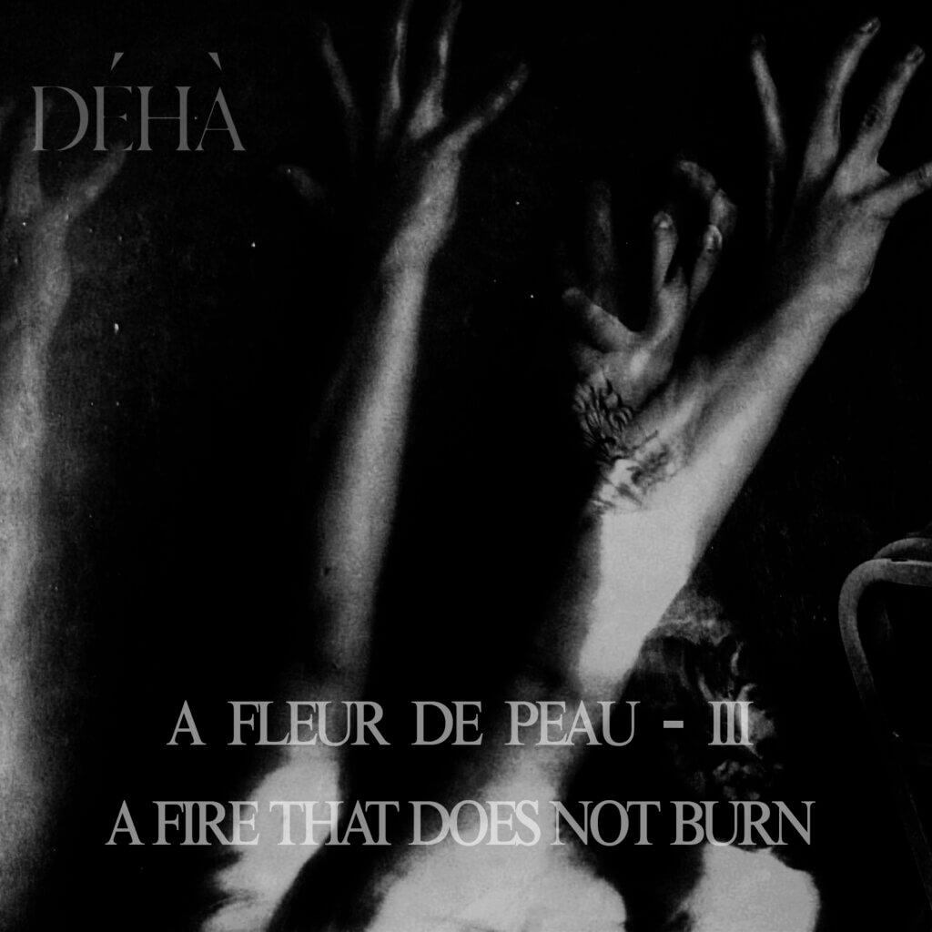 déhà a fleur de peau iii a fire that does not burn