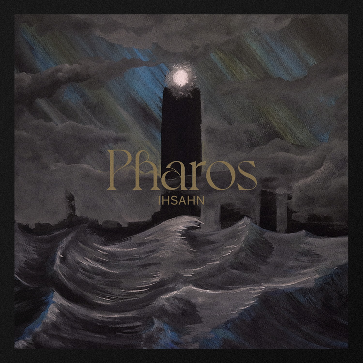 ihsahn pharos ep cover art