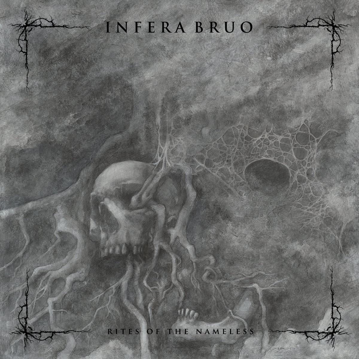 INFERA BRUO : les détails du nouvel album Rites Of The Nameless ; chanson «Mining Shadows For Unlight» dévoilée
