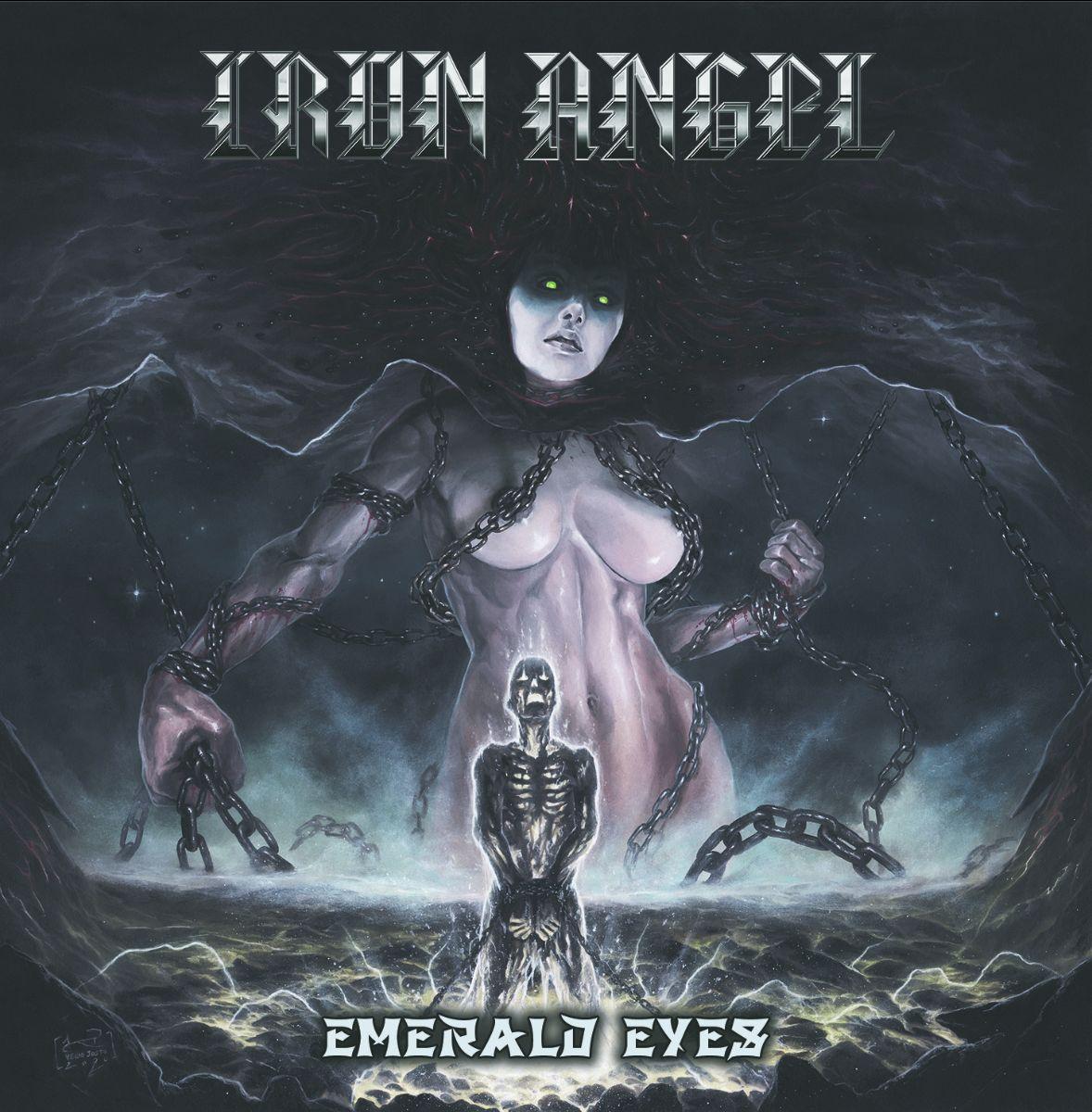 iron angel Emerald Eyes