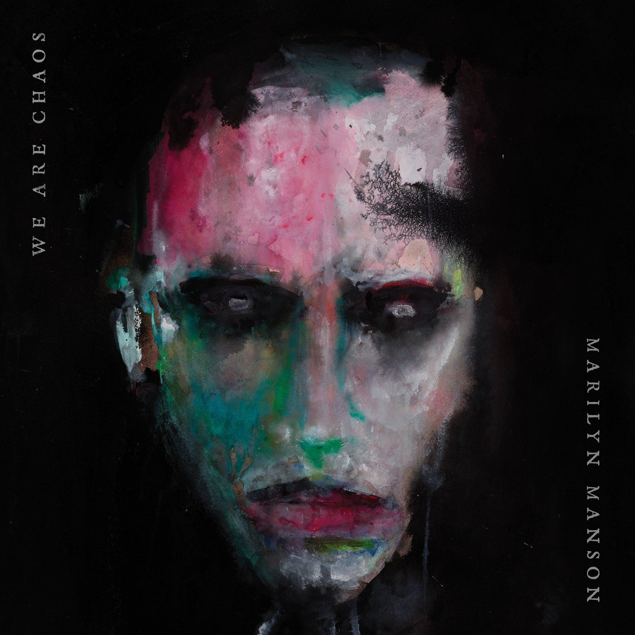 MARILYN MANSON dévoile la nouvelle chanson «Don't Chase The Dead»