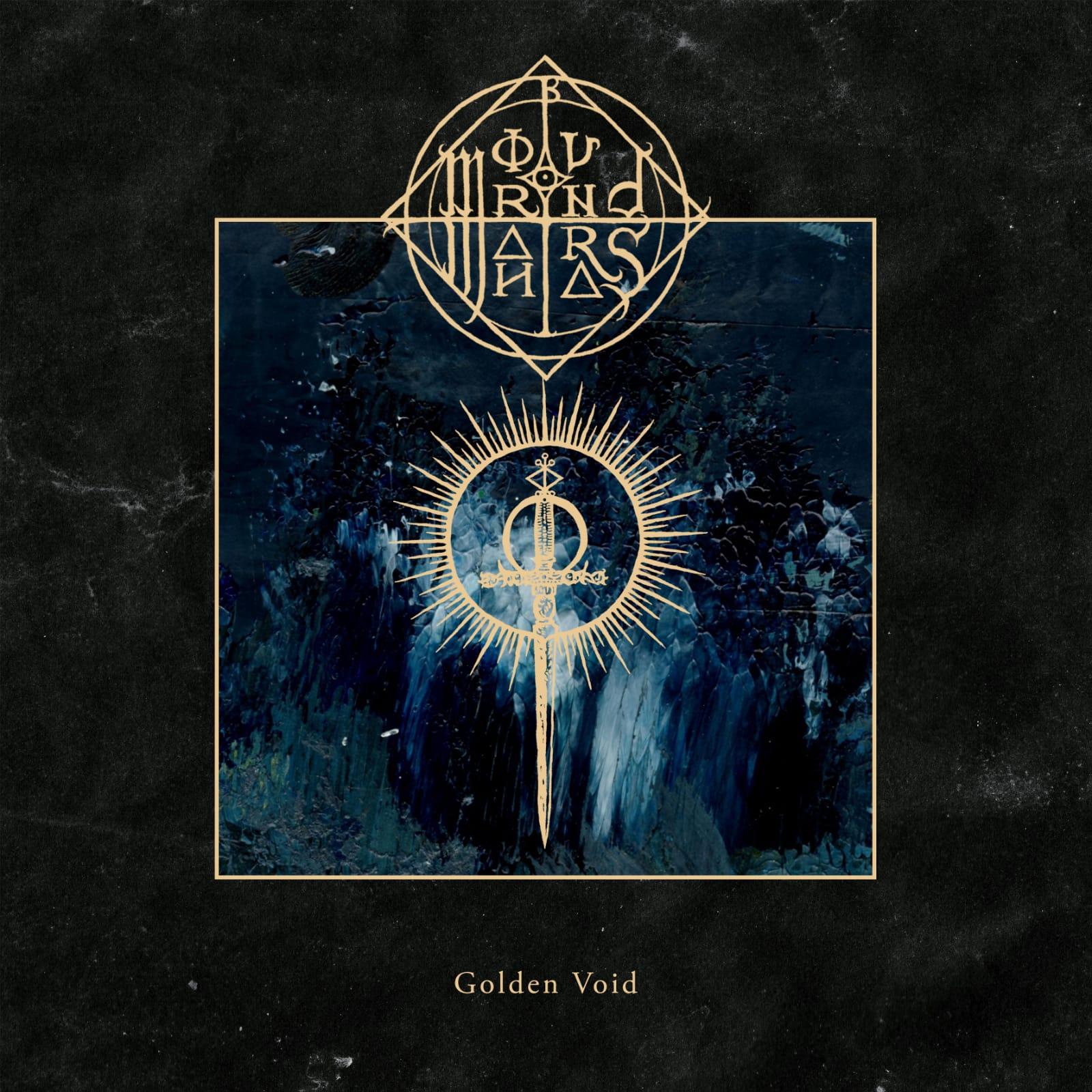 moribund mantra golden void artwork