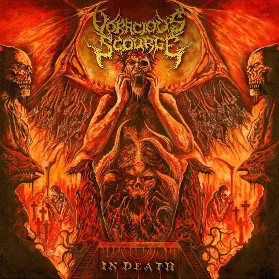 VORACIOUS SCOURGE : les détails du premier album In Death
