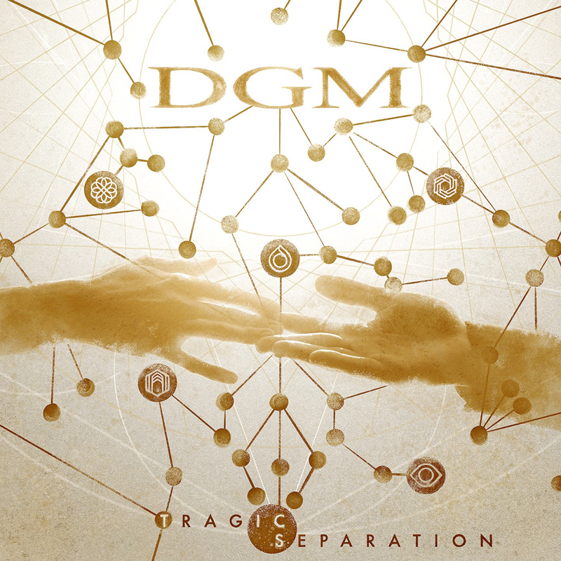DGM : les détails du nouvel album Tragic Separation ; clip vidéo de la chanson «Flesh And Blood» dévoilé