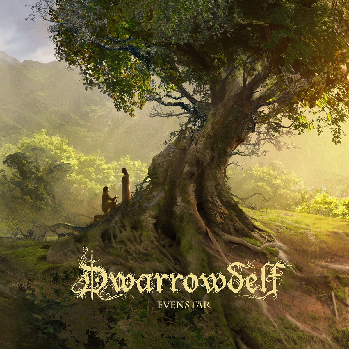 Evenstar Dwarrowdelf Artwork Cover Art