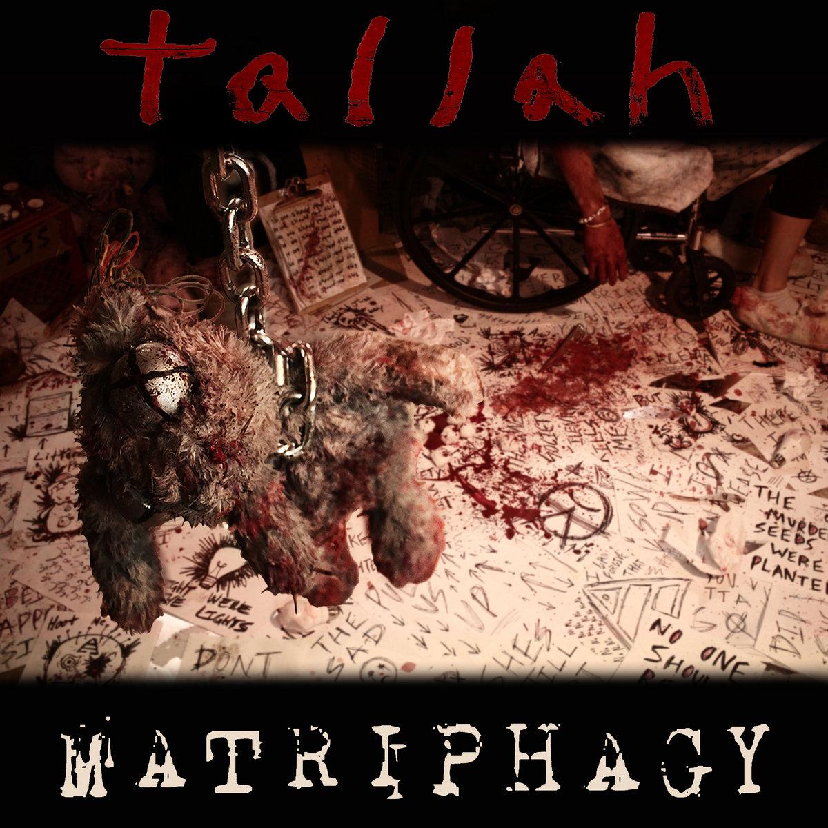 Matriphagy Tallah Cover art