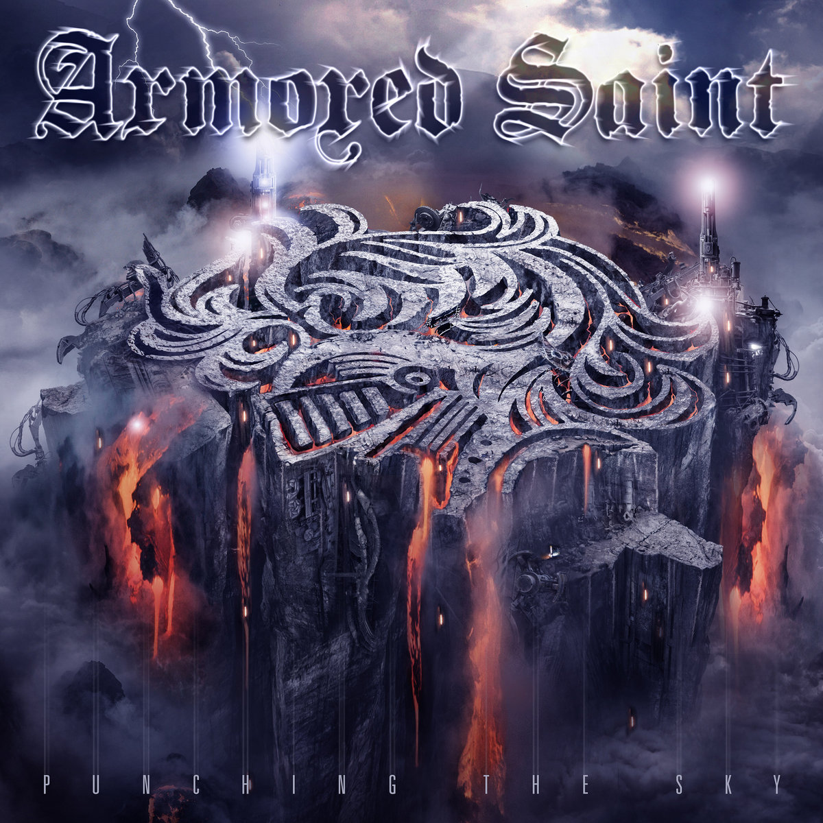 ARMORED SAINT dévoile le clip vidéo de la nouvelle chanson « Standing On The Shoulders Of Giants »