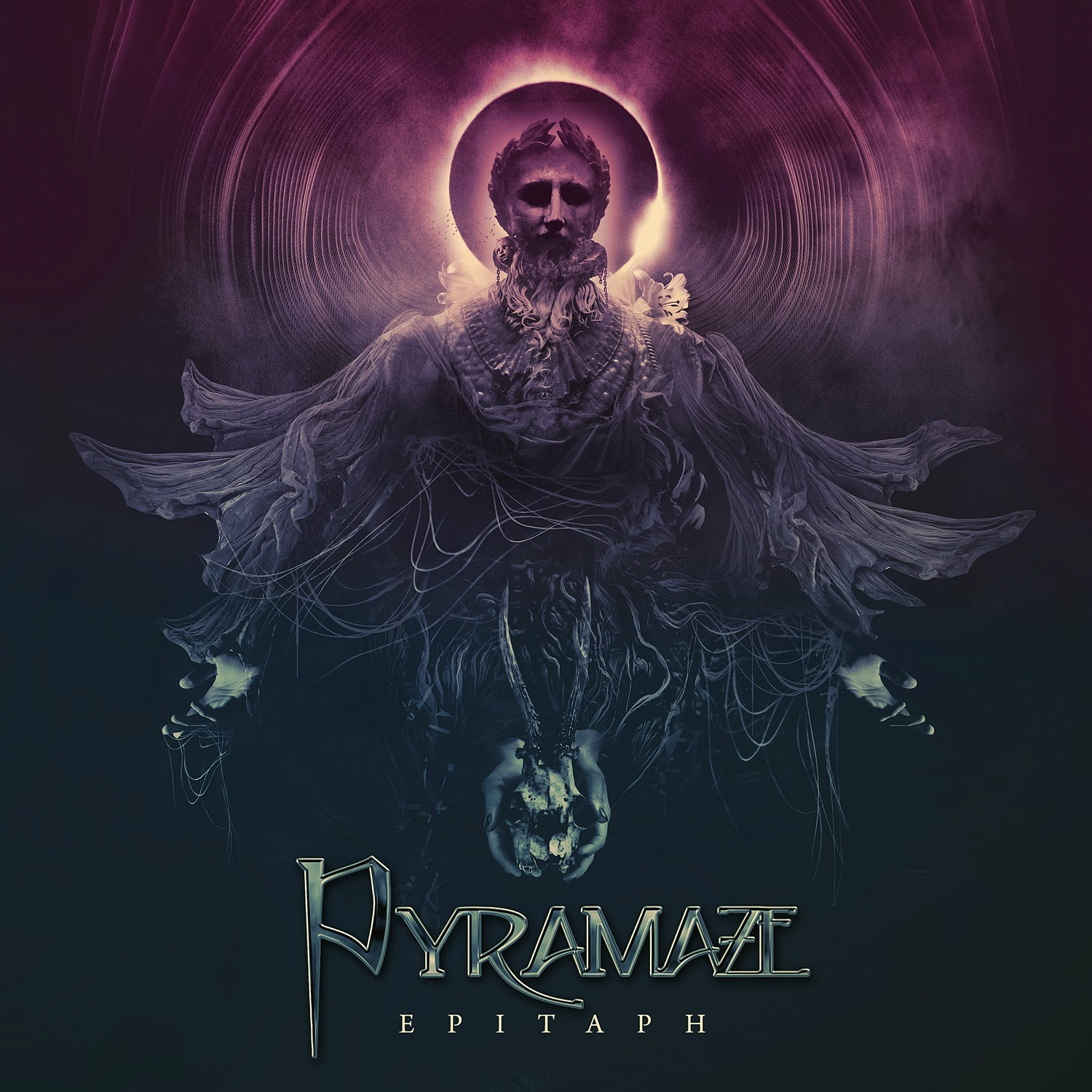 Pyramaze Epitaph Cover Art