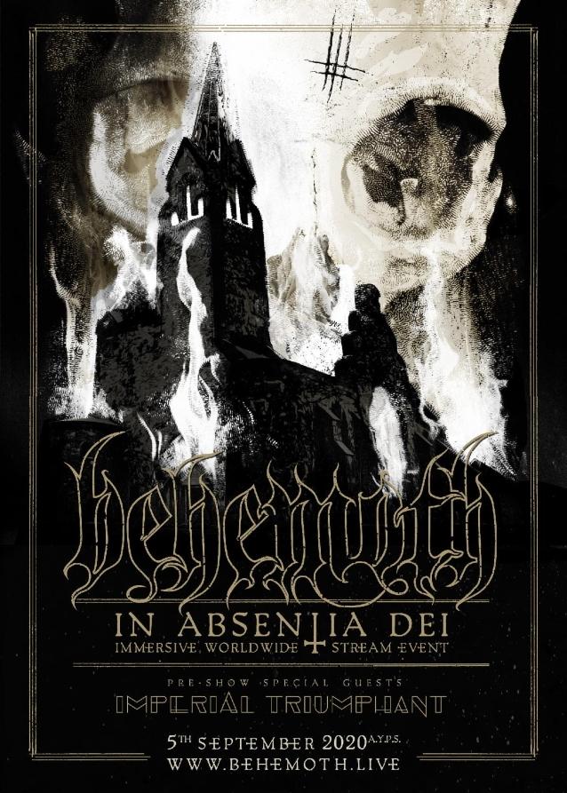 Behemoth : dieu du live stream