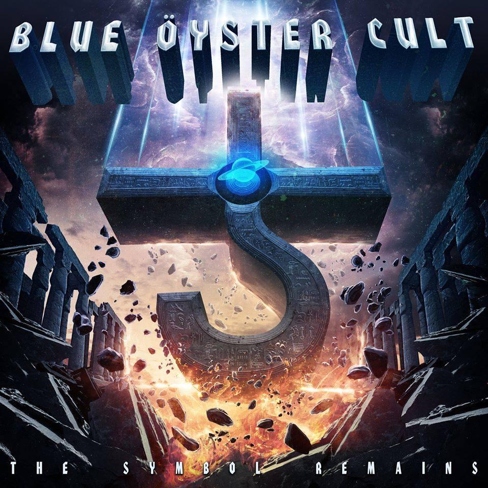 blue öyster cult the symbol remains cover artwork