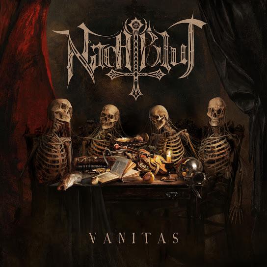 nachtblut vanitas cover art