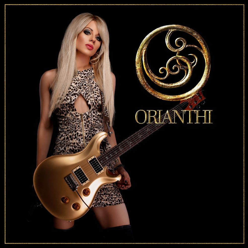 orianthi o cover artwork
