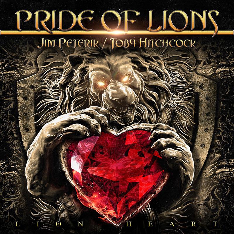 PRIDE OF LIONS dévoile la lyric vidéo de la nouvelle chanson «Lion Heart»