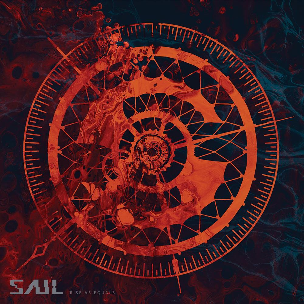 saul rise as equals cover artwork