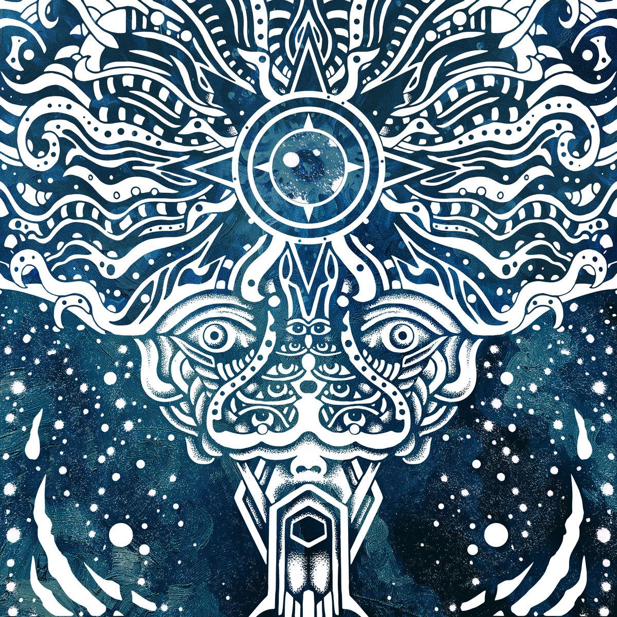 Arcanes SPECTRALE cover artwork Jeff Grimal