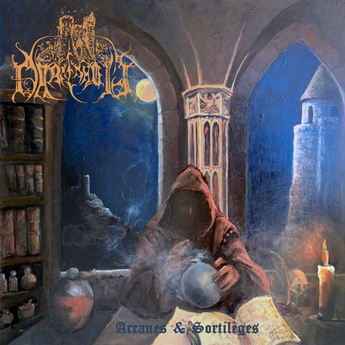 Arcanes & sortilèges darkenhöld cover artwork