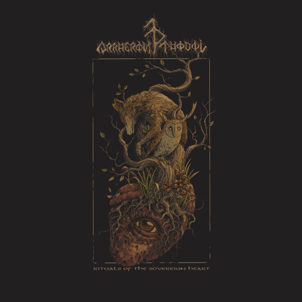 Arkheron Thodol Rituals of the Sovereign Heart cover artwork