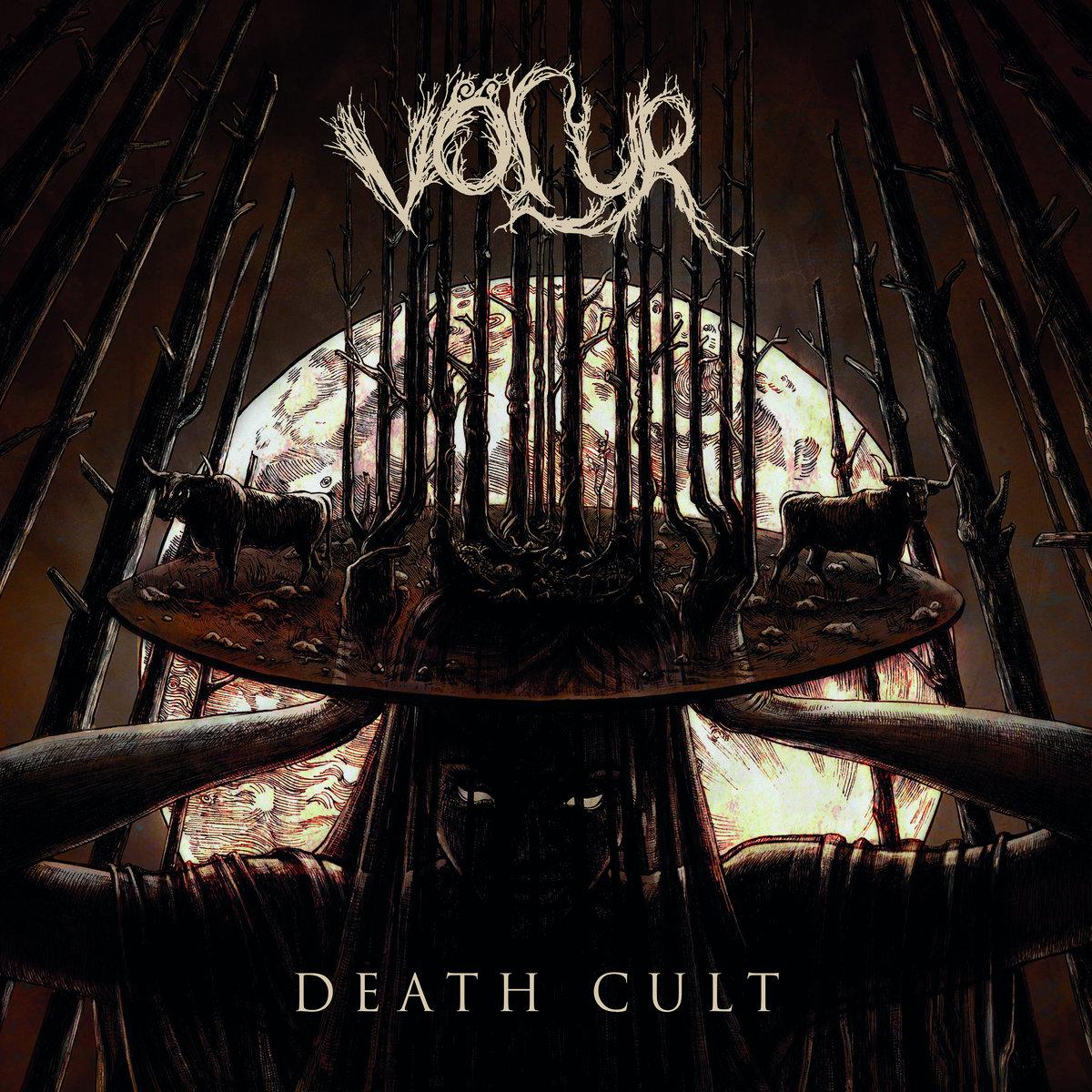 VÖLUR : les détails du nouvel album Death Cult