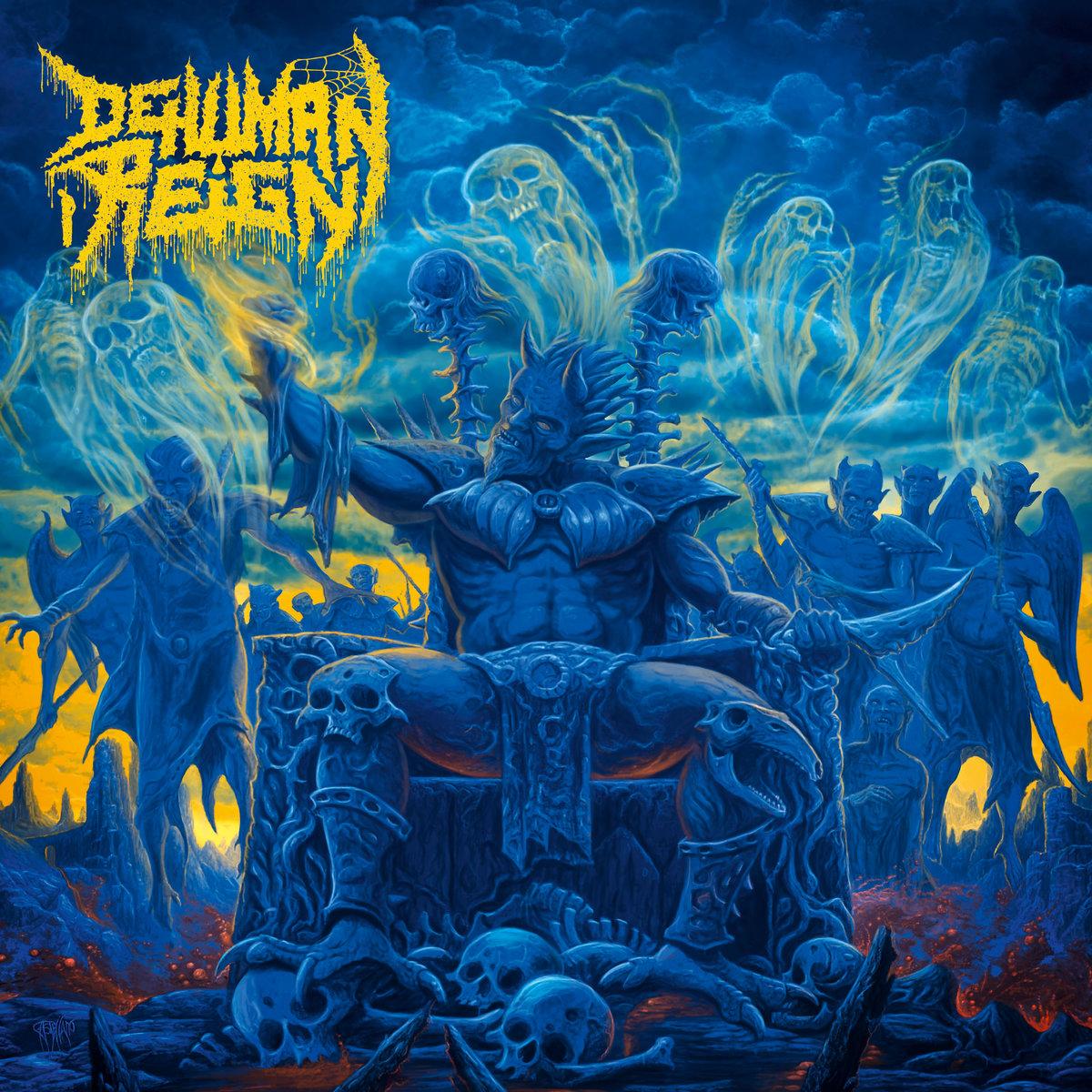 Descending Upon The Oblivious Dehuman Reign