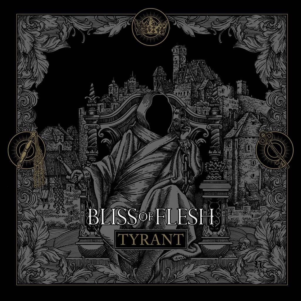 bliss of flesh tyrant cover art