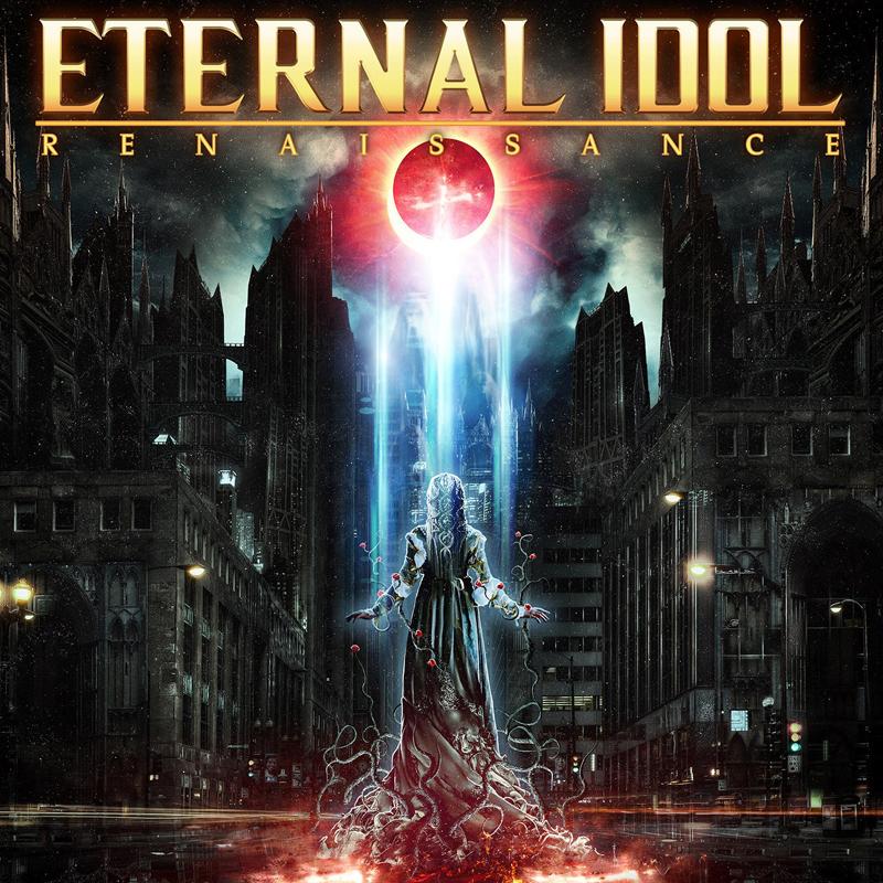 ETERNAL IDOL fabio lione renaissance album cover artwork