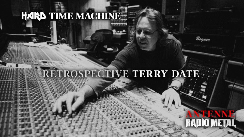 ANTENNE : Hard Time Machine proposera une rétrospective de Terry Date ce jeudi soir
