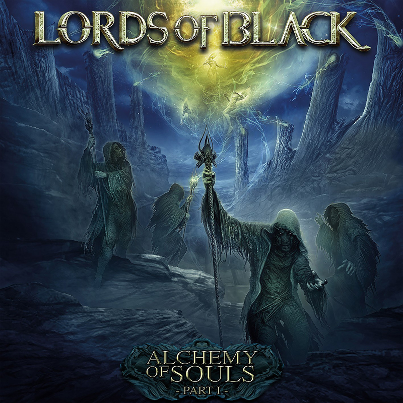 LORDS OF BLACK : les détails du nouvel album Alchemy Of Souls – Part 1 ; clip vidéo de la chanson « Dying To Live Again »