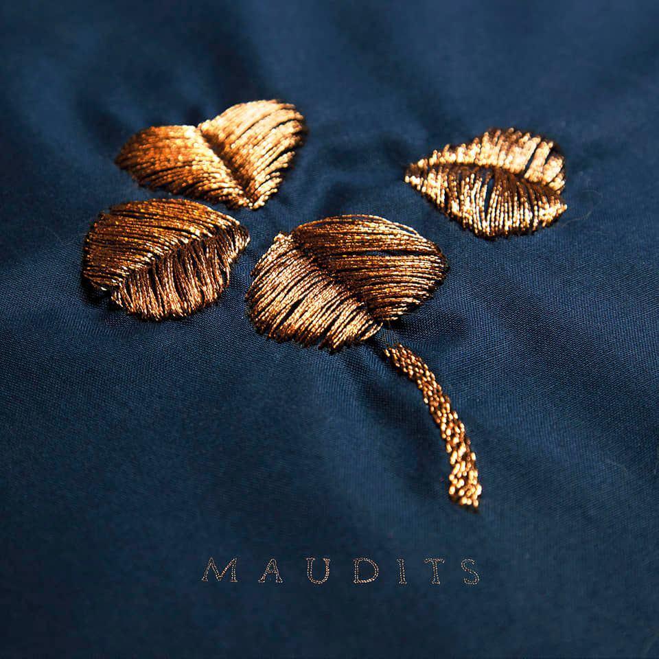maudits cover artwork