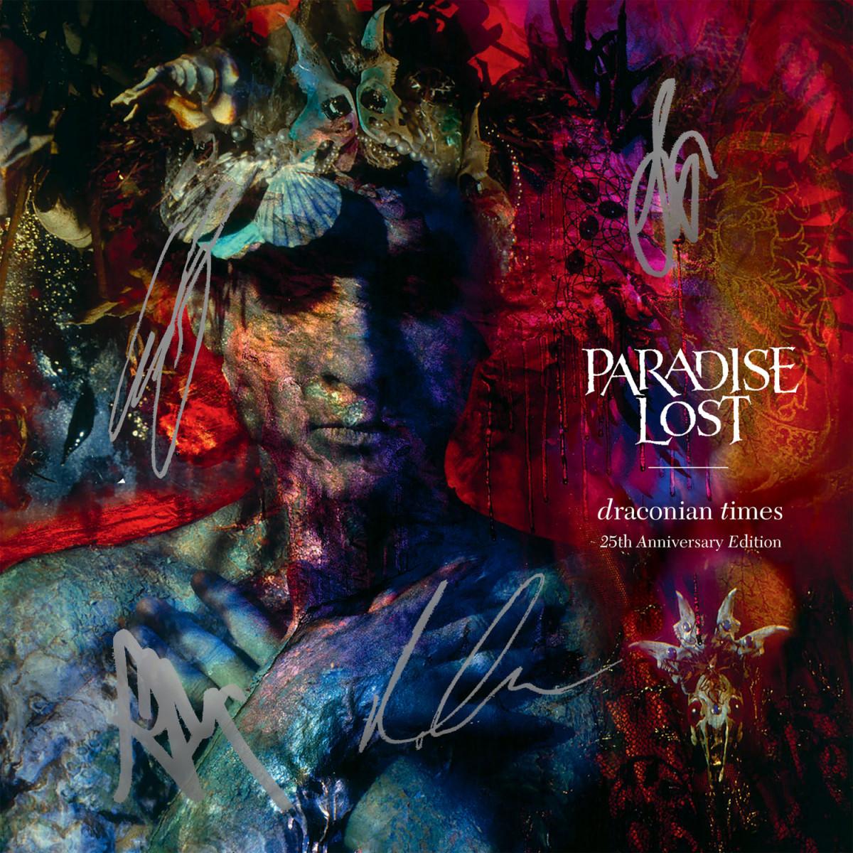 PARADISE LOST dévoile la lyric vidéo de la chanson «Enchantment»