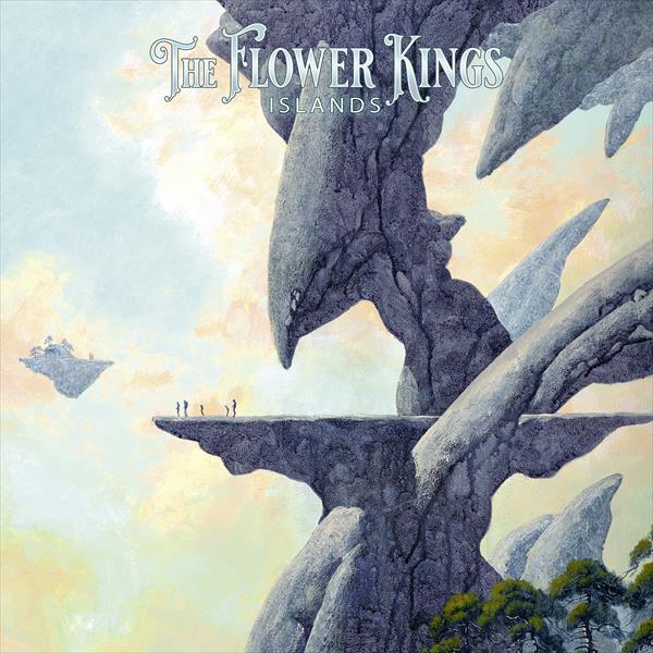 the flower kings islands