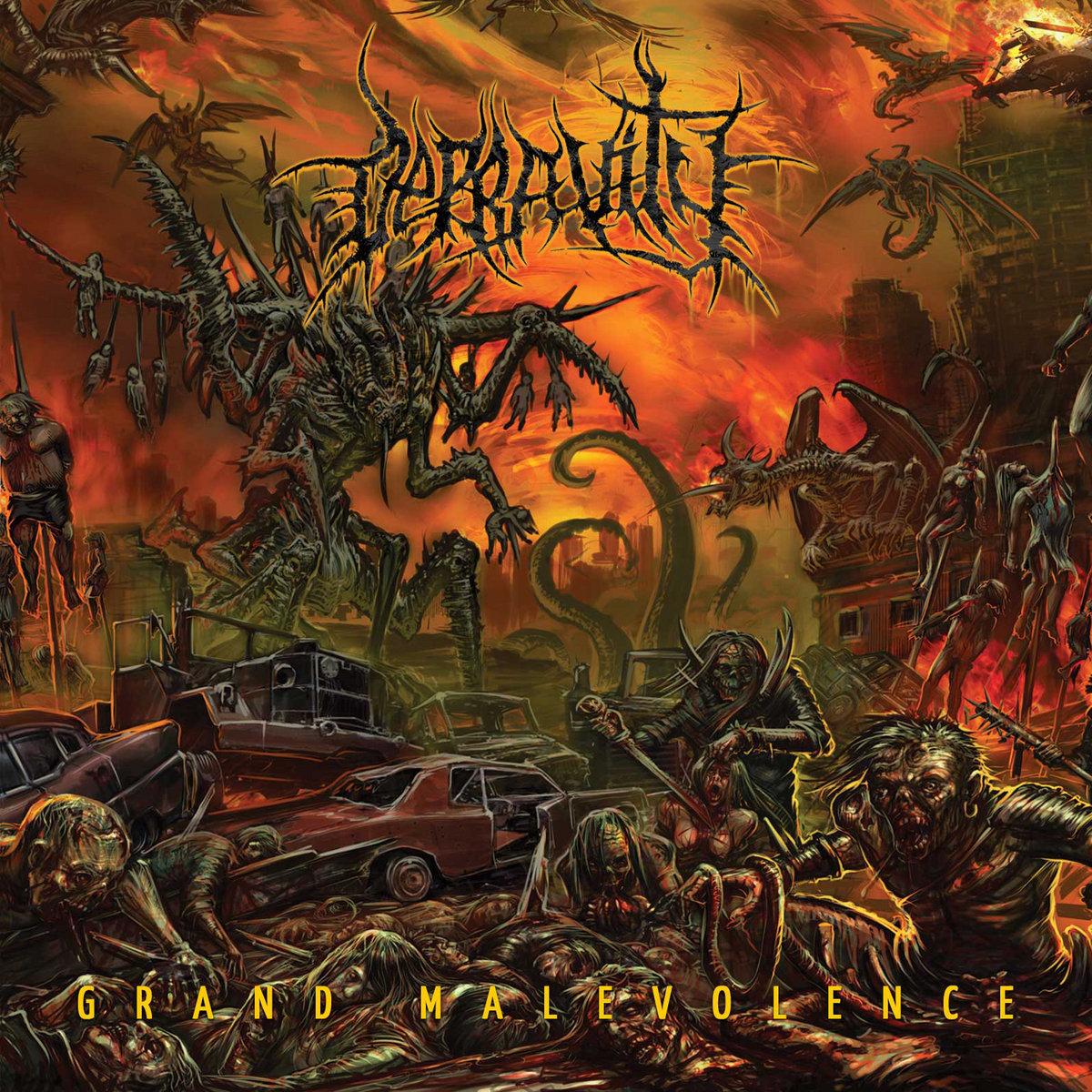 DEPRAVITY dévoile la nouvelle chanson «Hallucination Aflame»