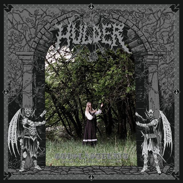Hulder Godslastering Hymns of a Forlorn Peasantry cover artwork